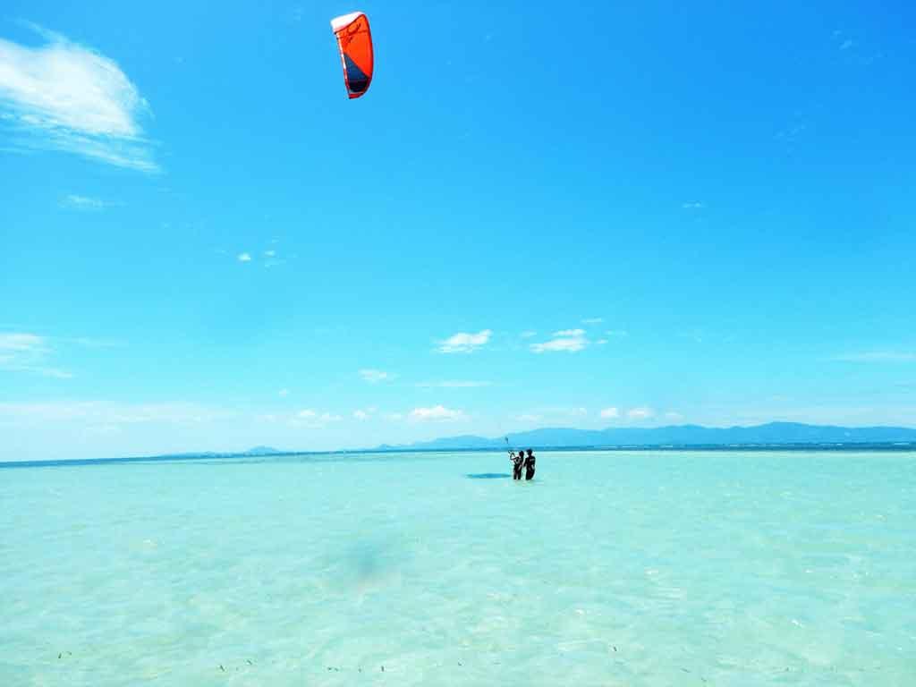 koh phangan kitesurf lessons