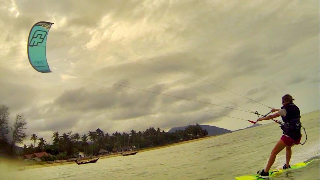 thailand kitesurf lessons