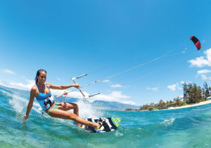 kitesurf koh phangan - full beginner course