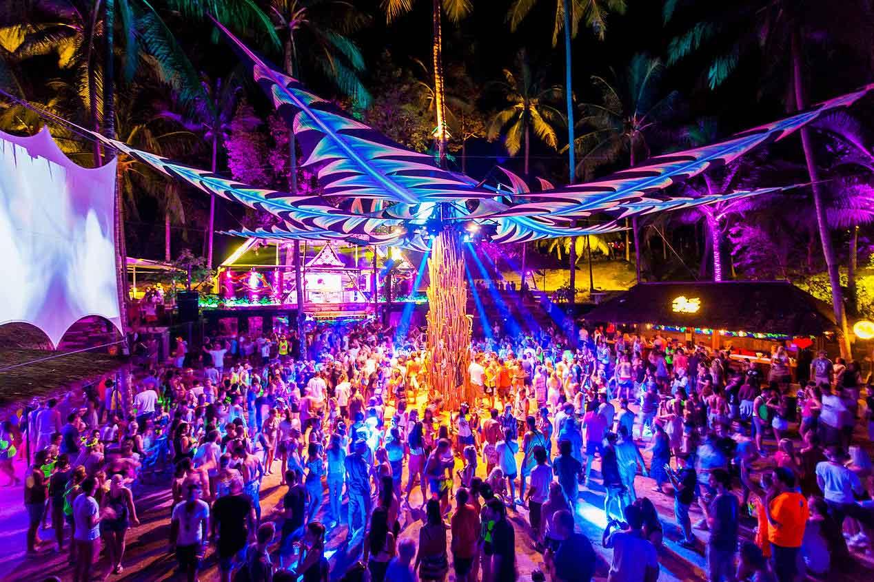 kitesurf paradise - halfmoon party