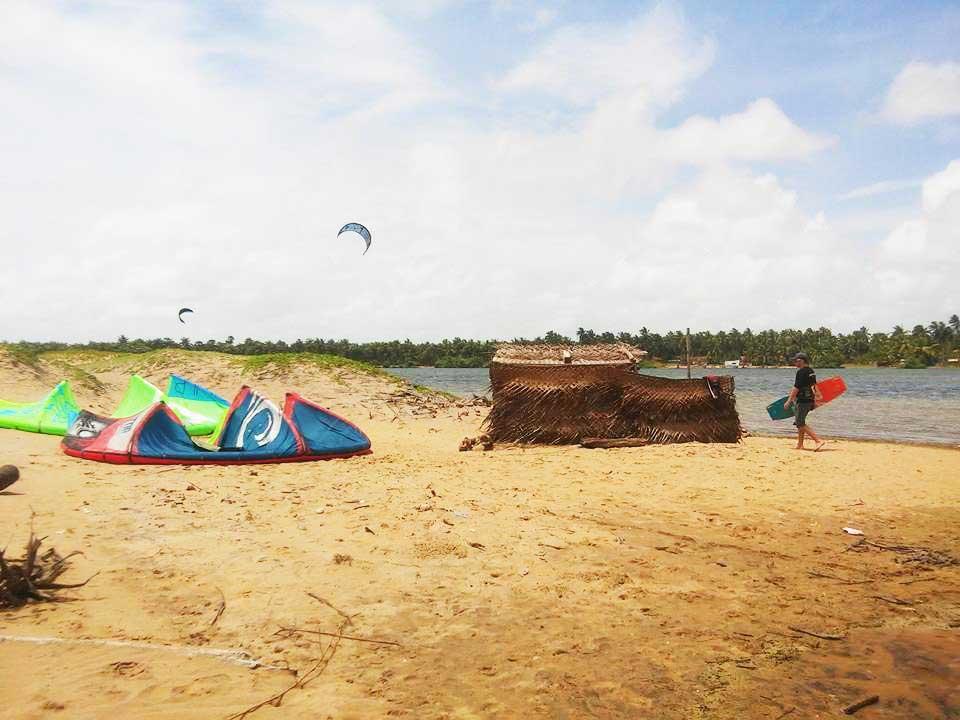 kitesurf school koh phangan - kappalady