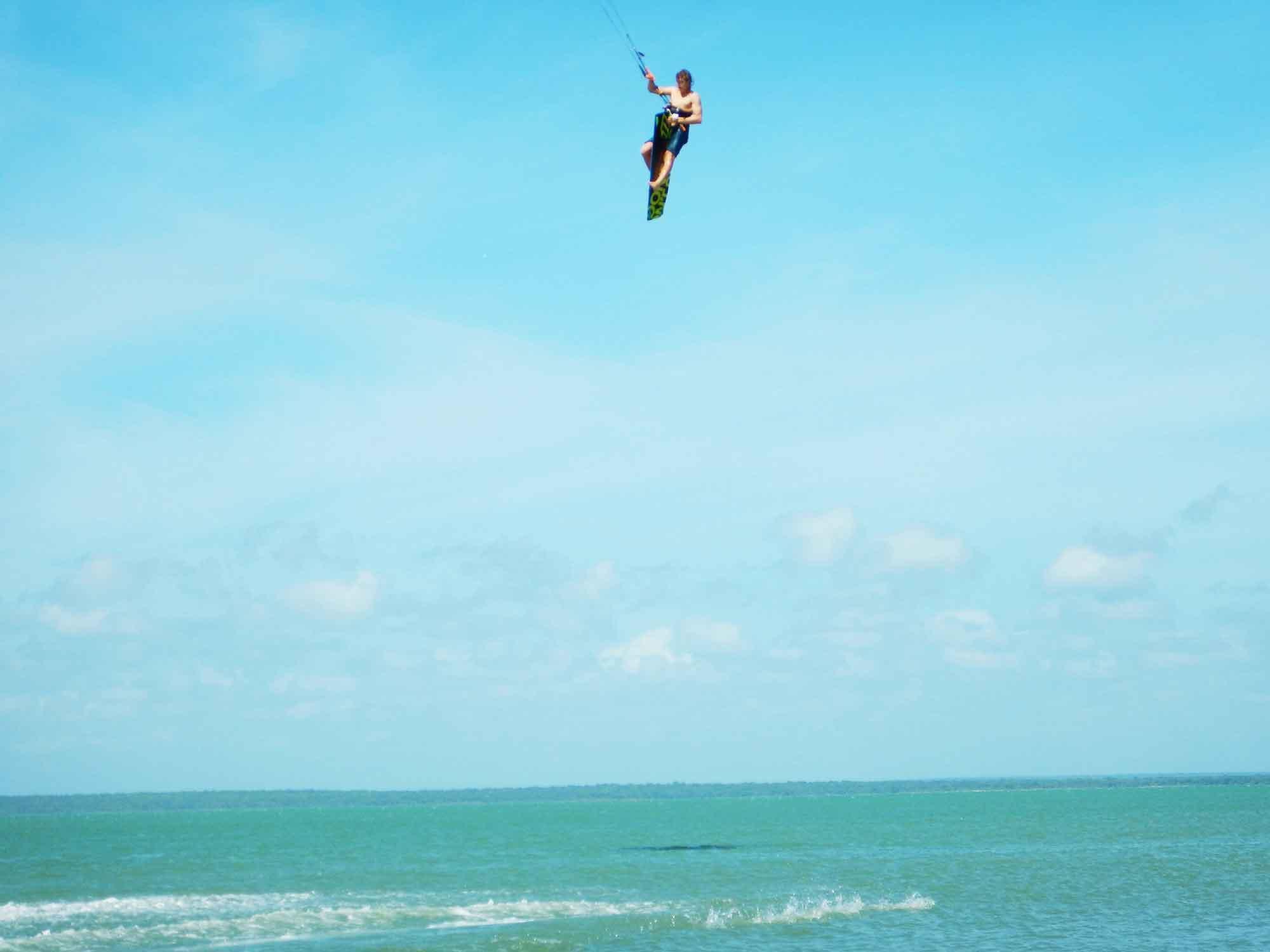 kitesurf school koh phangan - vella island