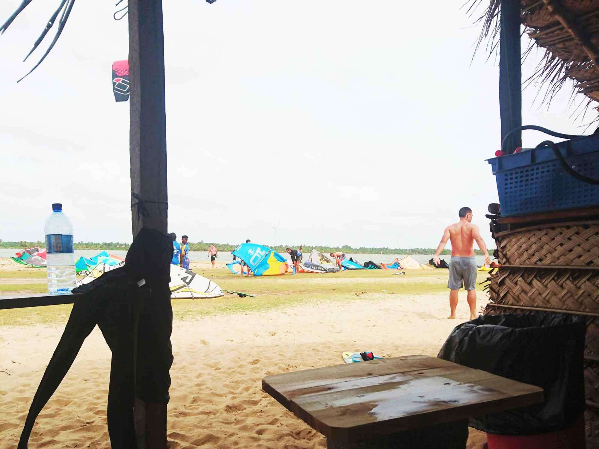 kitesurf school koh phangan - kalpitya