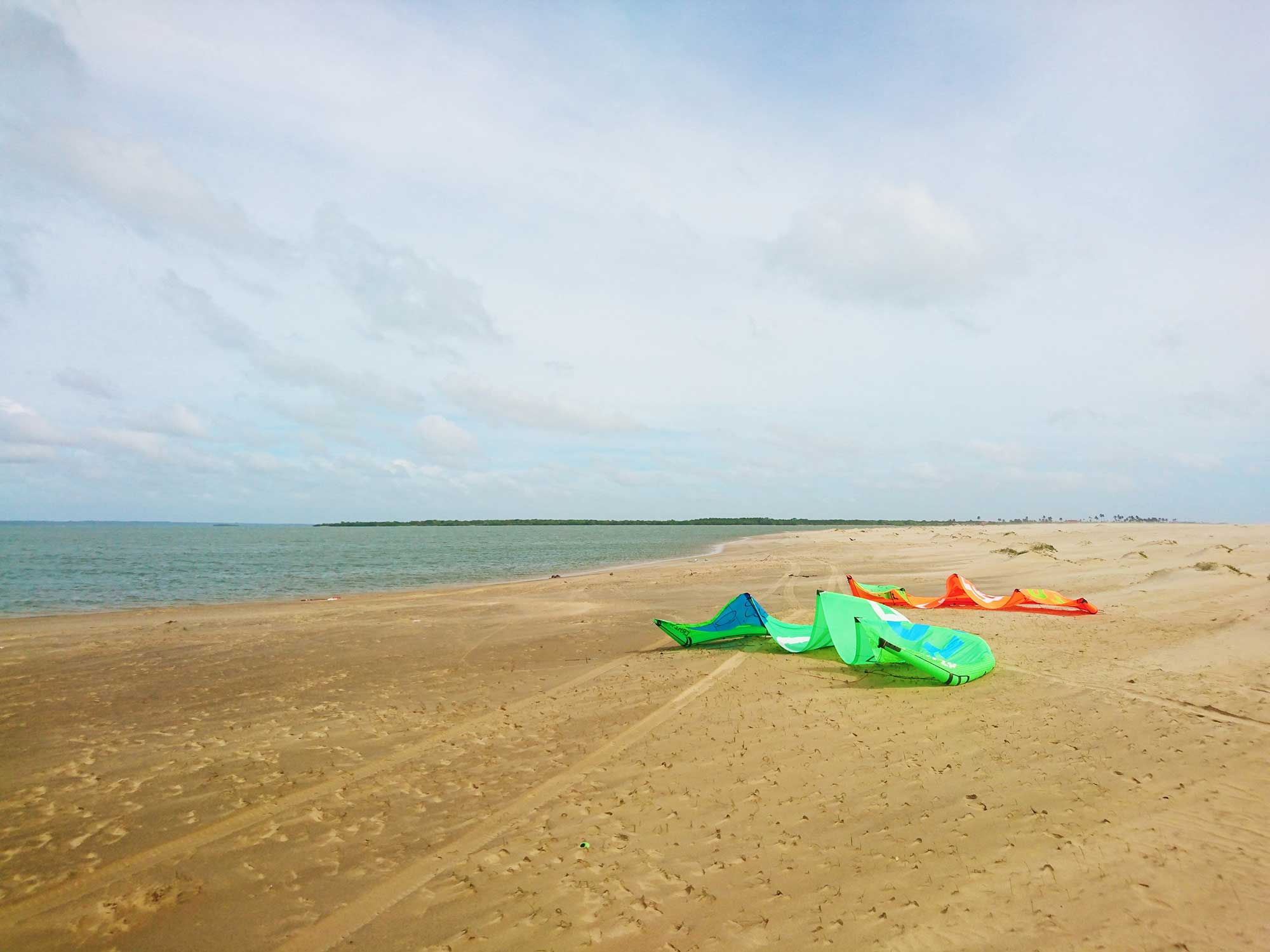 kitesurf school koh phangan - dreamspot