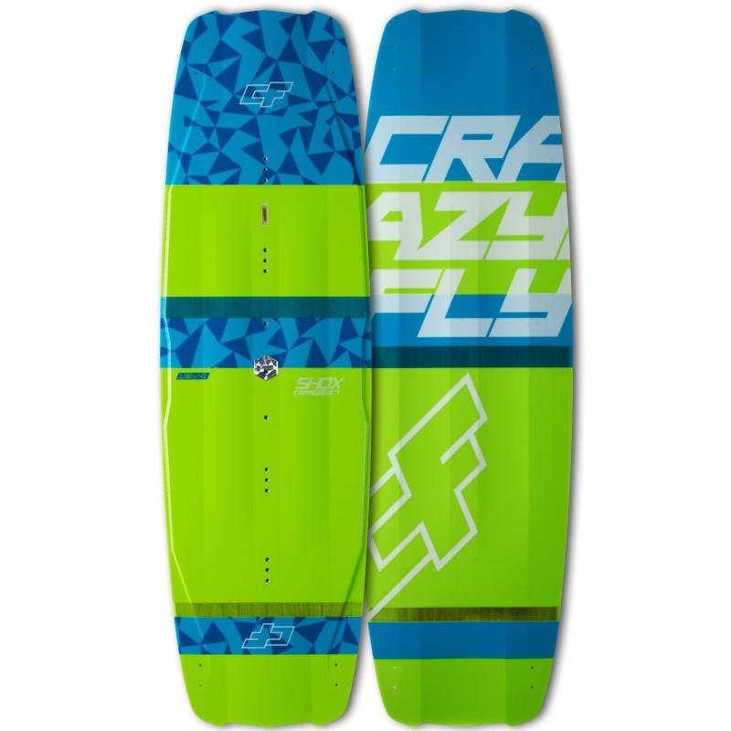 crazyfly shox green 2017