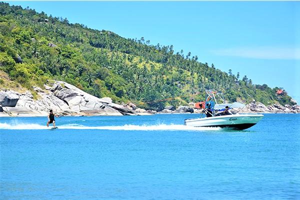 watersports on koh phangan