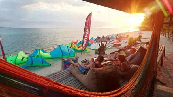 kiteflip kitesurf school koh phangan