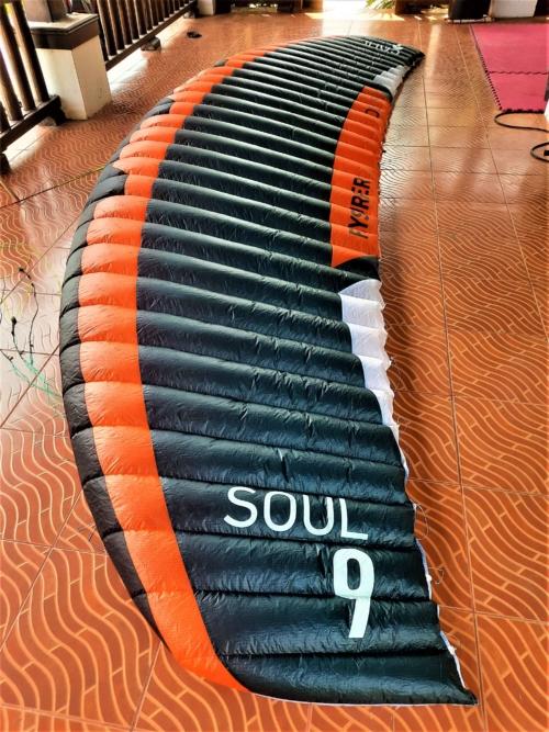 flysurfer soul 9m thailand