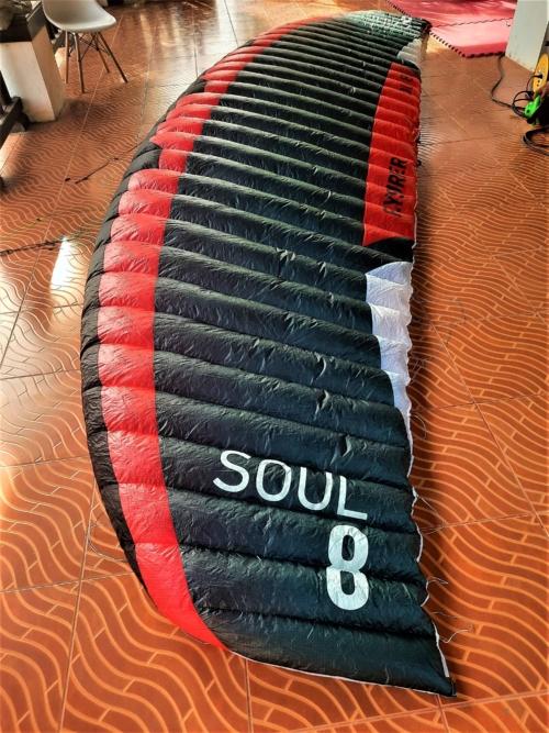 flysurfer soul 8m thailand